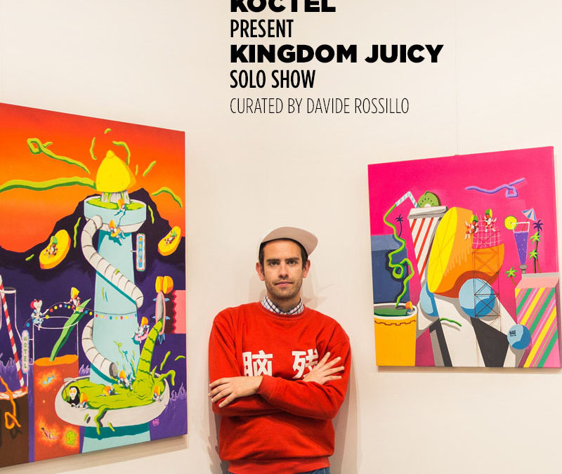 Kingdom Juicy – Koctel – Solo Show
